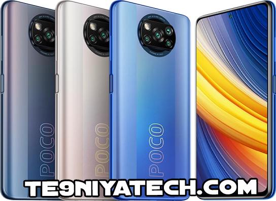 سعر ومواصفات هاتف POCO X3 Pro