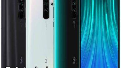 صورة سعر ومواصفات هاتف redmi note 8 pro